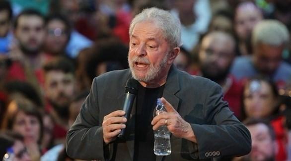 البرازيل: لولا دا سيلفا يعلن ترشحه للرئاسة رغم إدانته بالفساد