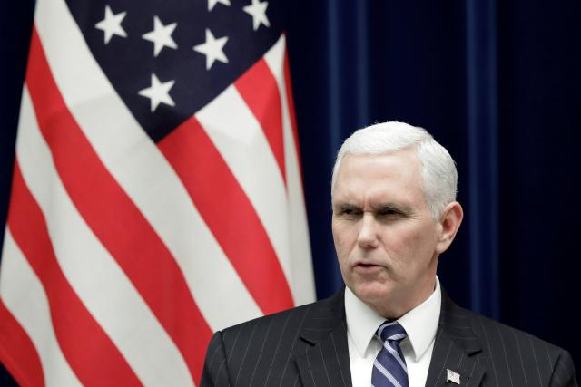 Pence shares 9/11 conspiracy theory about killed Iranian commander