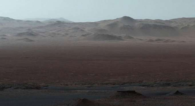 Curiosity's five-year journey across Mars - VIDEO