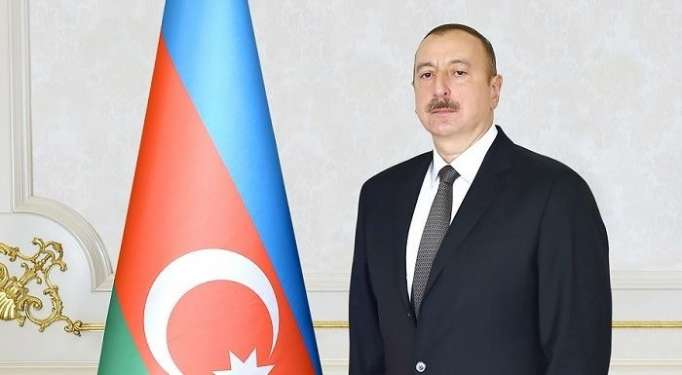 President Ilham Aliyev awards servicemen of State Service for Mobilization and Conscription of Azerbaijan