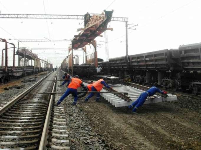Azerbaijan Railways launches overhaul of Baku-Boyuk Kasik section