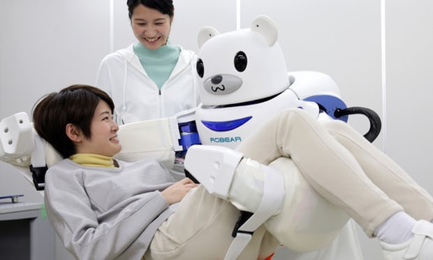 Japan: robots will care for 80% of elderly by 2020