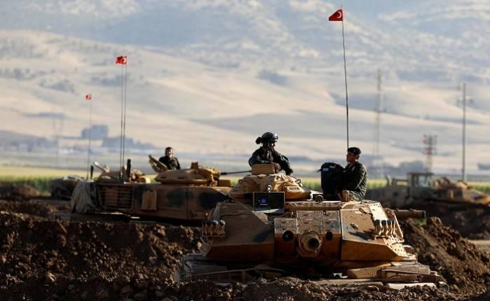 هجوم مسلح على موقع للجيش التركى فى كردستان العراق
