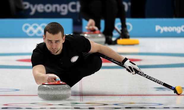 Russian curler banished from Winter Olympics after failed drug test