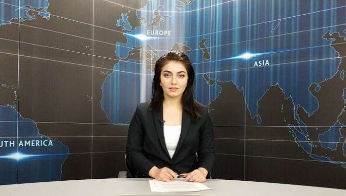 AzVision TV releases new edition of news in English for February 16 - VIDEO