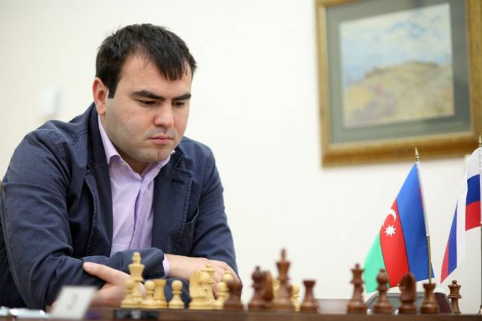 Shakhriyar Mamedyarov moves up to second position in FIDE rating list