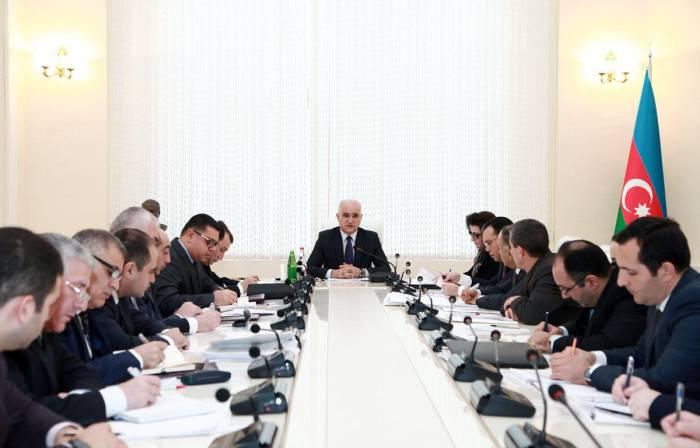Azerbaijani Economy Ministry talks on amount of investments in regions