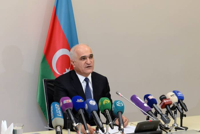 Minister: Baku to hold presentation of Trans-Caspian international transport corridor