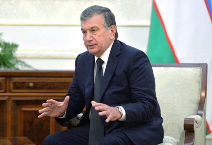 Uzbek president may visit Azerbaijan