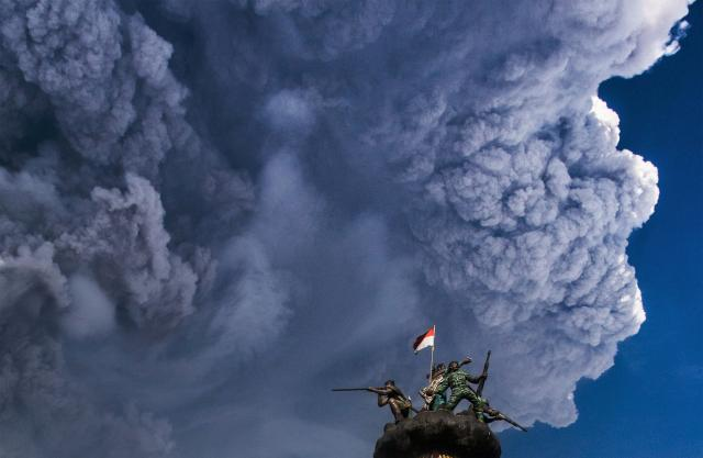 About 5,000 people in Papua New Guinea evacuated due to eruption of Ulawun volcano