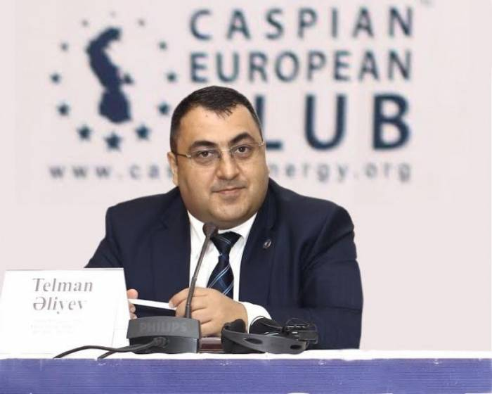 Telman Aliyev appointed as Chief Executive Officer of Caspian European Club