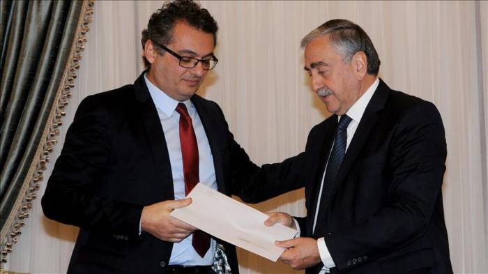 Turkish Cypriot leader okays new coalition government
