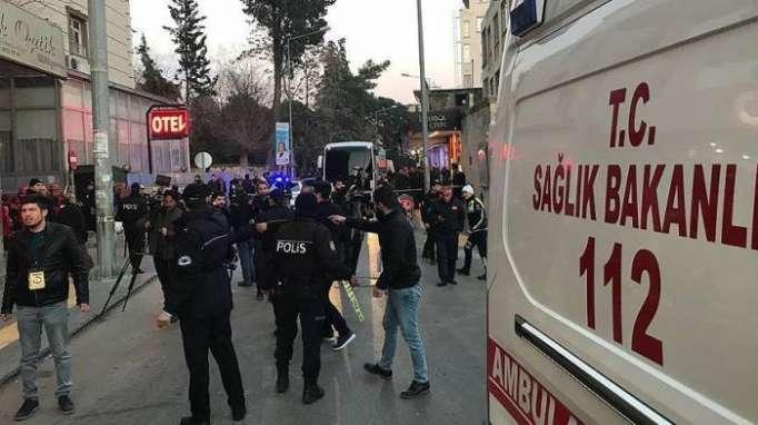 PYD/PKK terrorists again target civilians in S.Turkey