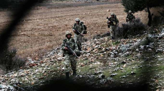 2 Turkish soldiers martyred in northern Iraq