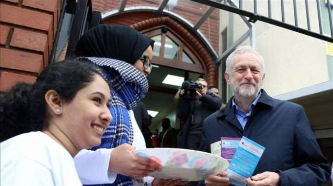 North London Mosque opens to visitors