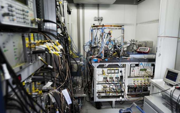 For first time, portable atomic clock has been used to measure gravity