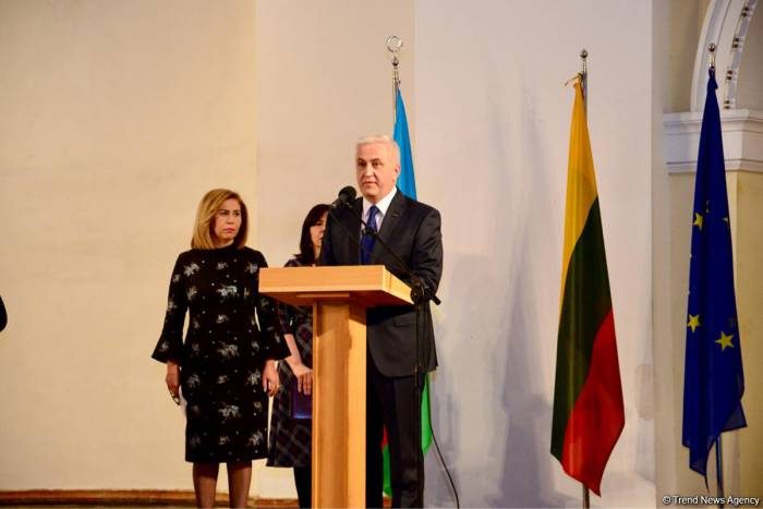Azerbaijan is important partner of Lithuania - envoy