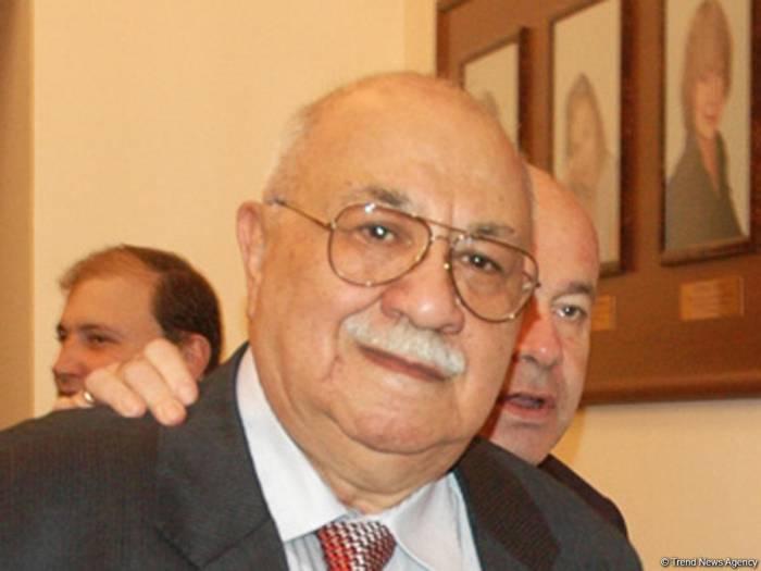 Magsud Ibrahimbeyov Creative Center to be established in Azerbaijan