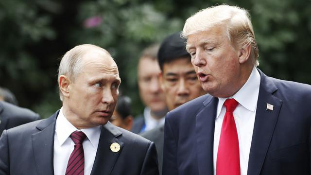 Donald Trump offers to invite Vladimir Putin to expanded G7 summit