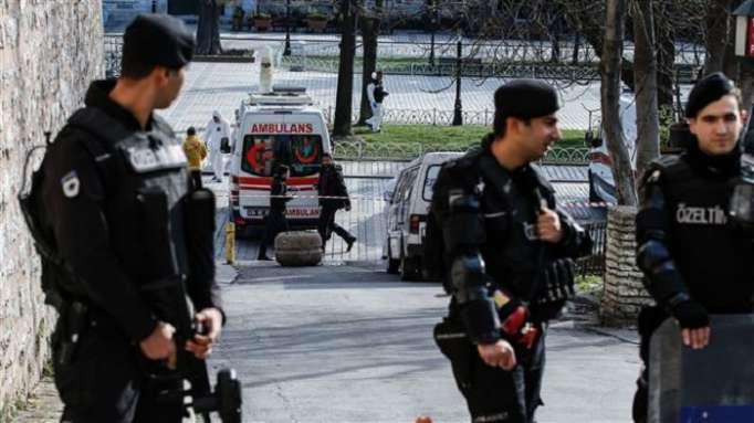 "Turkish police detain high-ranking member of ""Islamic State"" organization"
