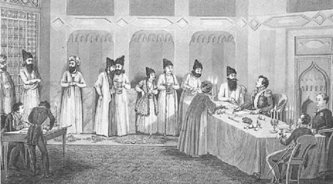 190 years pass since signing of Turkmenchay treaty