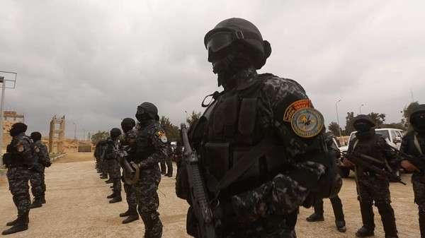 الجيش المصري يقضي على خلية إرهابية شديدة الخطورة
