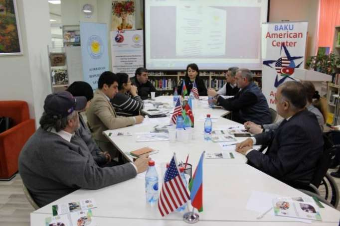 U.S. Embassy helps people with disabilities receive free legal aid in Azerbaijan