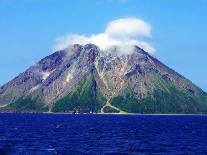 Giant lava dome discovered growing inside Japanese supervolcano