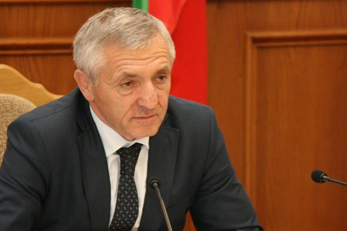 Dagestani mopping up: former Minister of Education detained