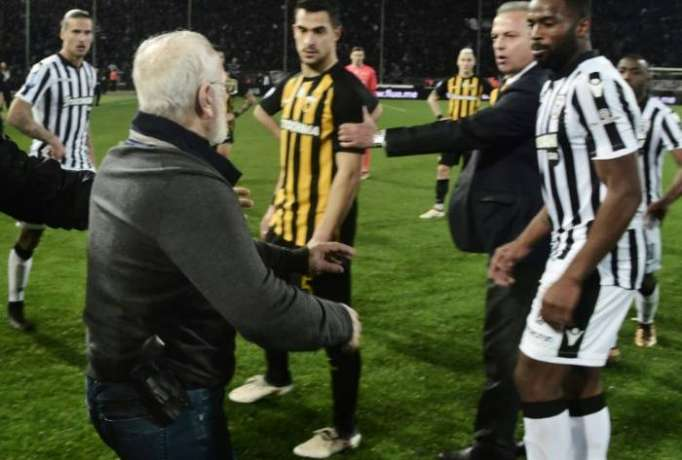 FIFA delegation heads to Greece over football unrest