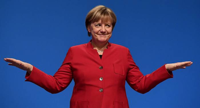 Merkel yenidən Almaniya kansleri seçildi
