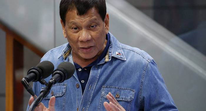 Duterte to withdraw Philippines from ICC after