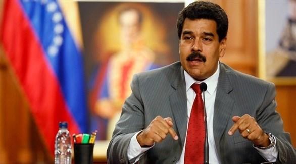 """مادورو يصف الانتخابات الأخيرة في كولومبيا بـ""""المزورة"""""""