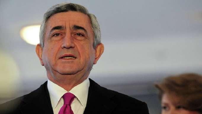 Sarkisyan müdafiə naziri ola bilər - Sensasion iddia