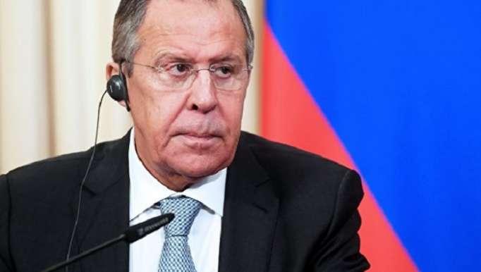 """Lavrov Zimbabvedə ABŞ-a söz atdı: """"Faktlar yoxdur"""""""