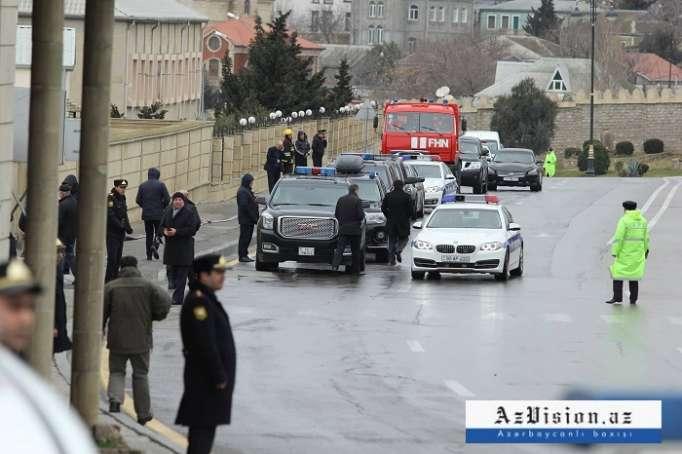 Georgian PM,Belarusian President offer condolences over fire incident at Baku