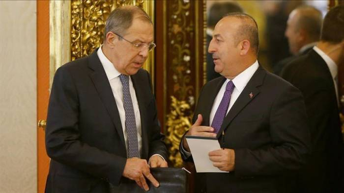 Turkish FM Cavusoglu to meet Russian counterpart Lavrov in Moscow