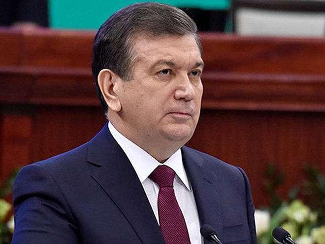 Uzbek president offers condolences to Azerbaijani counterpart