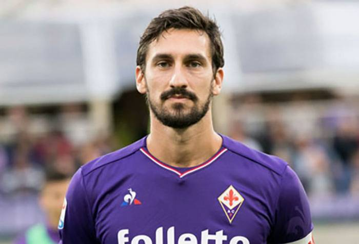 Davide Astori: Fiorentina captain and Italy international dies at the age of 31