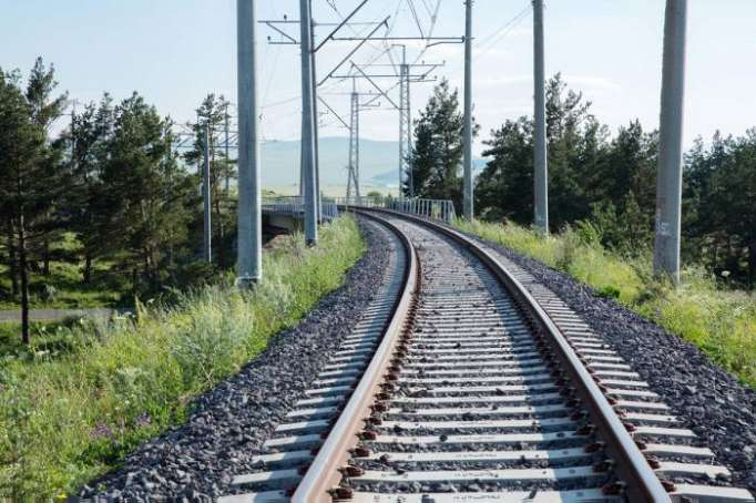 Azerbaijani Railways repairs section of North-South corridor