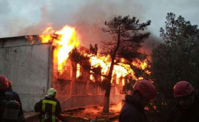 Fire at Baku drug rehab center was arson, one arrested