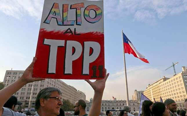 11 countries to sign Trans-Pacific trade deal without US