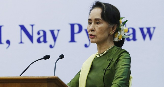 US Holocaust Museum withdraws human rights award from Myanmar