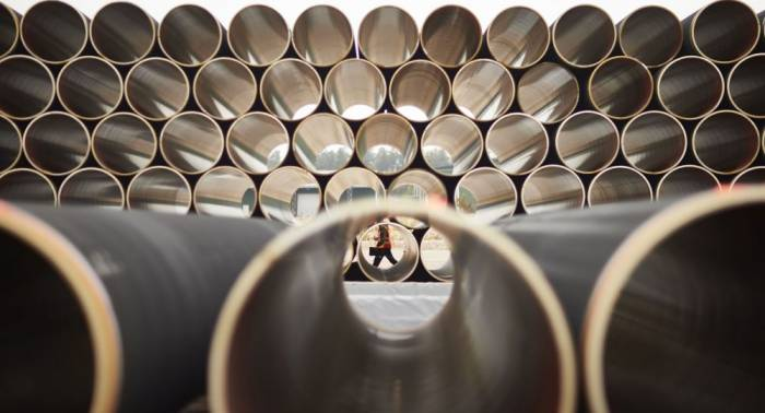 """Polens Premier stuft Nord Stream 2 als """"äußerst gefährlich"""" ein"""