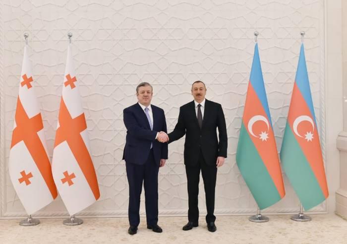 """""""Gürcüstanla əlaqələrimiz yüksək səviyyədədir"""" – Prezident"""