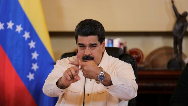 Presidente Maduro inicia campaña electoral para la reelección