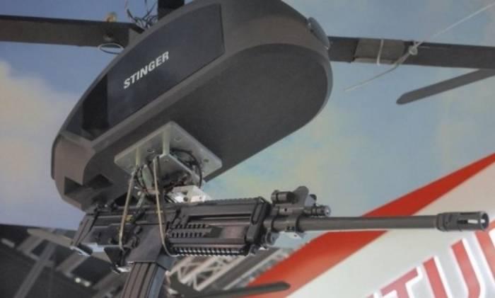 Silahla təchiz edilən dron hazırlanacaq