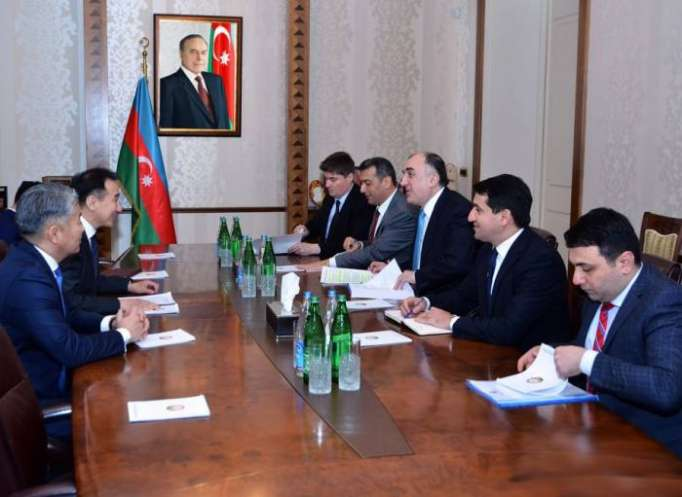 Foreign ministries of Azerbaijan, Mongolia ink MoU