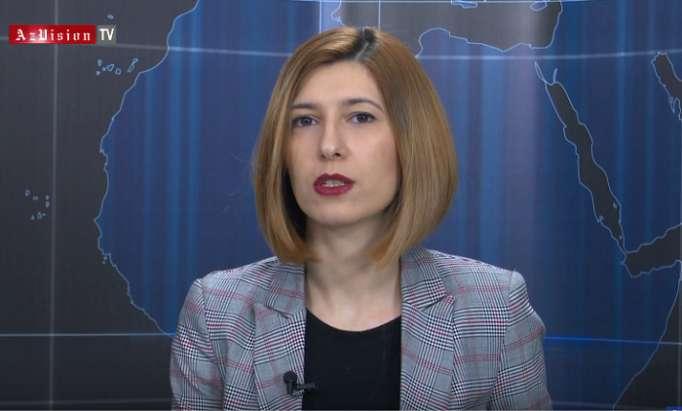 AzVision TV:Die wichtigsten Videonachrichten des Tages auf Englisch (12März)-VIDEO