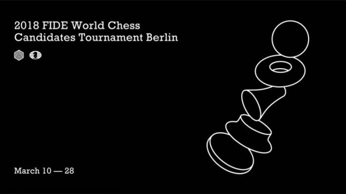 Schach-Kandidatenturnier in Berlin: Schachrijar Mamedjarow begnügt sich in der zweiten Partie mit Remis